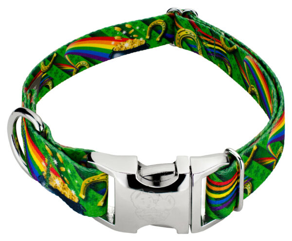 Country Brook Petz® Premium Leprechaun#x27;s Fancy Dog Collar $15.95