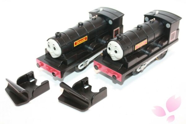 Motorized Donald & Douglas Tomy Thomas Trackmaster Japan