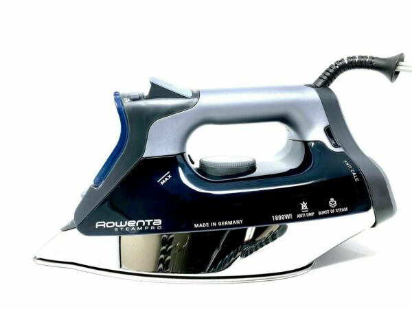 Rowenta Steam Pro Professional Iron 1800 Watt