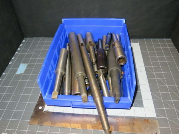 MT 2 Morse Taper Shank Collets Sleeves Extensions to Morse Taper MT 3-2-1