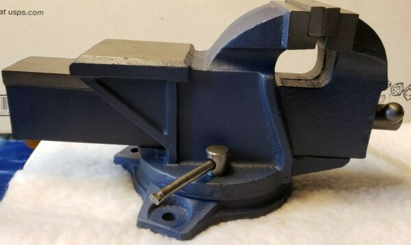Vintage Bench Vise Heavy Duty- 4
