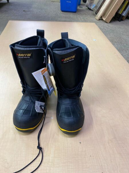 BAFFIN WINTER SNOW BOOTS INDUSTRIAL EXTREME COLD MENS SIZE 12 POLAR PROVEN
