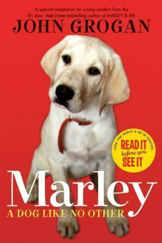 Marley: A Dog Like No Other by Grogan John Paperback $3.87
