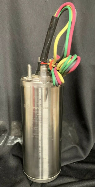 FRANKLIN 12 HP Deep Well Submersible Pump Motor Super Stainless 2145059004G