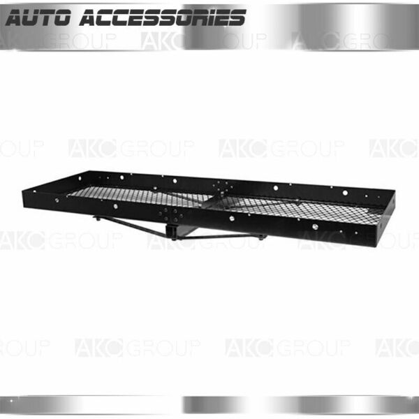 Universal Receiver Rack Towing Accessory Fits 2 In Receivers Up To 500 LBS Load $158.07