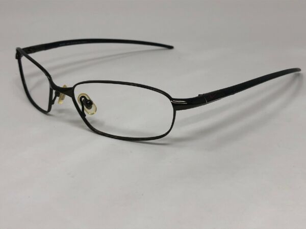 NIKE with FLEXON Eyeglasses Frame NIKE4104 001 56 18 135 Dark Green Black R490