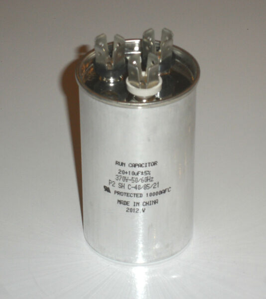 Dometic Duo Therm 3100248.321 Run Capacitor 2010 mfd RV Camper Air Conditioner $26.95