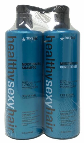 Healthy Sexy Hair Moisturizing Shampoo amp; Conditioner 25 Oz Duo
