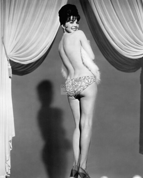 NATALIE WOOD IN THE 1962 FILM quot;GYPSYquot; PIN UP 8X10 PHOTO SP478 $6.97