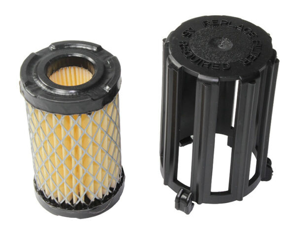 Air filter and filter cover replaces Tecumseh 35066 amp; 35065 $15.00