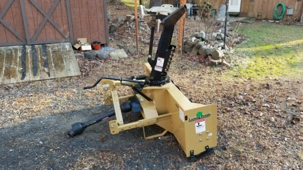 Land Pride SB1064 Snowblower 3pt hitch mount Gently Used PTO Shaft Included