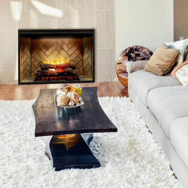 DIMPLEX RBF42 Revillusion Electric Fireplace Realistic Flames W Heat
