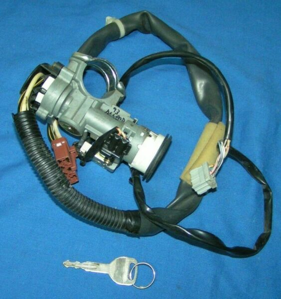 1992-1993 HONDA ACCORD IGNITION WITH KEY & FOR AUTOMATIC TRANSMISSION CARS