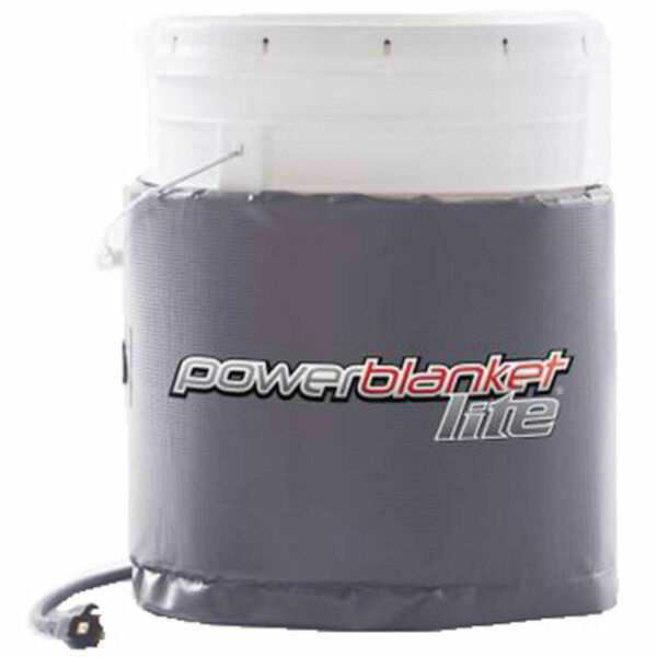 Powerblanket PBL05 Lite Insulated Pail Heater 5 Gallon Capacity 145