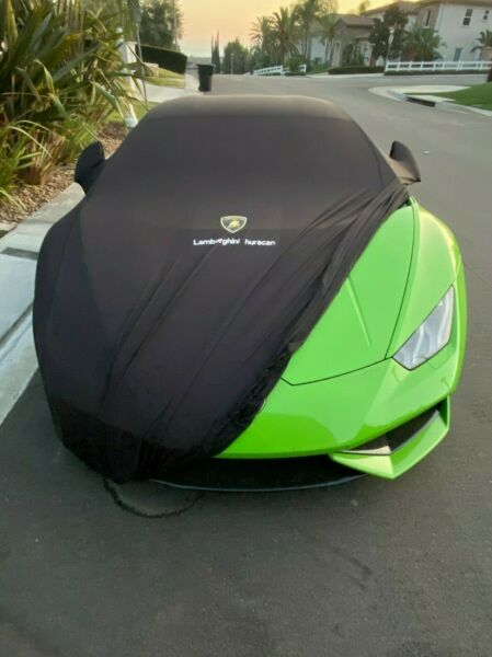 Lamborghini Huracan Indoor Car Cover 2015-2020