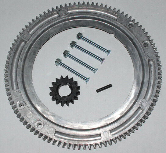 Flywheel Ring Gear and Hardware replaces Briggs amp; Stratton # 392134 amp; 696537 $21.65