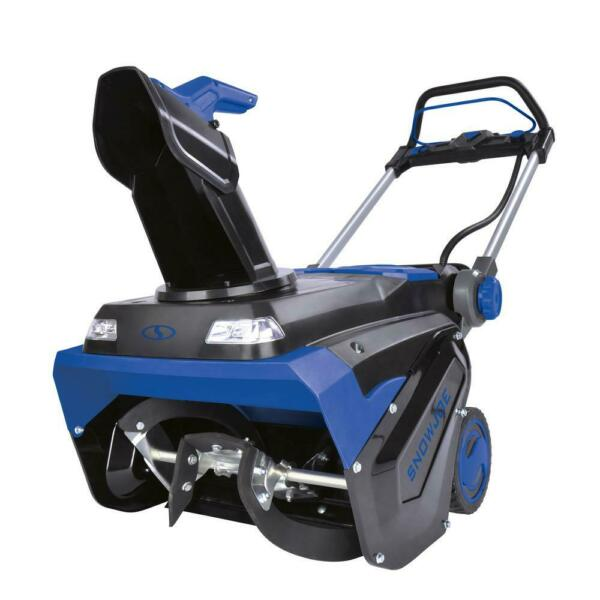 SnowJoe 21 in. 100V Lithium-iON Electric Snow Blower (Tool Only)