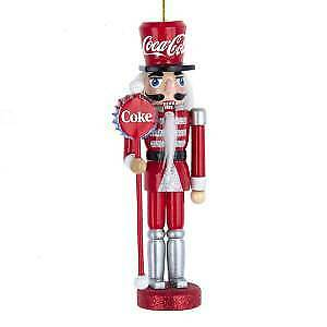 COCA COLA® NUTCRACKER ORNAMENT w
