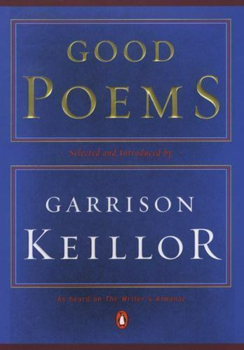 Good Poems by Paperback