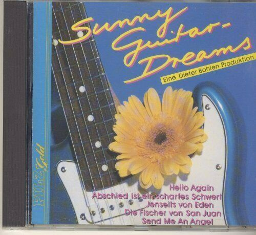 Tommy Gold CD Sunny guitar dreams Bohlen ... $9.75