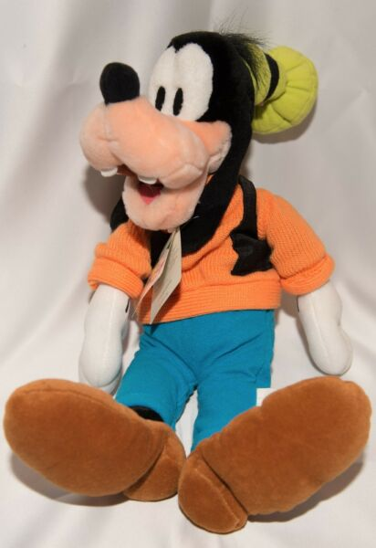 Disney Goofy Stuffed Plush Doll in a Knit Turtleneck