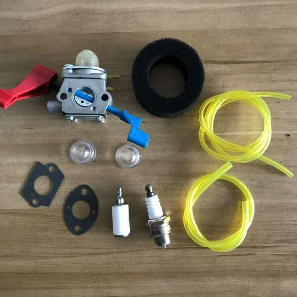 Carburetor F 530071775 530071465 530071632 WT784 Craftsman Blower Air Filter Kit