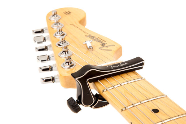 Genuine Fender Dragon Capo For Electric and Acoustic Guitar 099 0409 000 $11.99