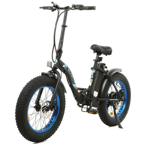 ECOTRIC 20quot; 500W 12.5Ah Folding Electric Bicycle e Bike Fat tire 7 Speed $729.00