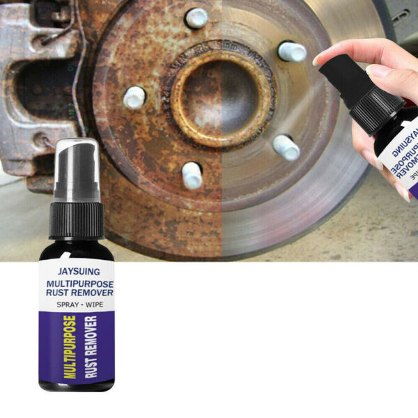 1* Rust Remover Paint Care Derusting Spray Car Cleaning Maintenance Accessories