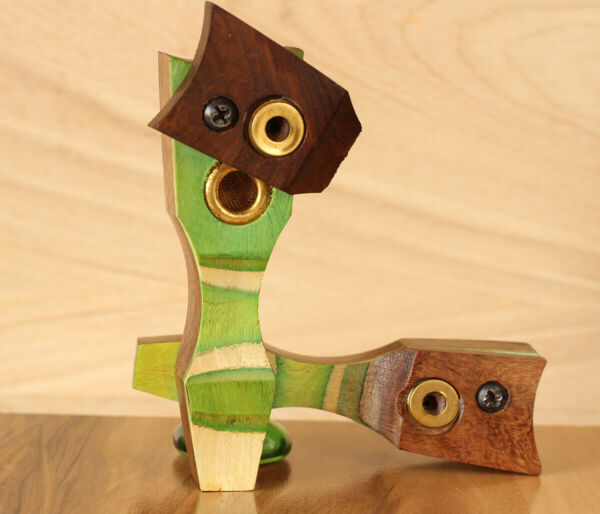 Gumby HHand Crafted Smoking Pipe Tobacco Pot Premium Wood Pipe herb $7.97