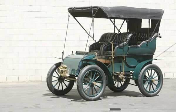 1904 Knox 1618 Tudor Touring  Known History Since New