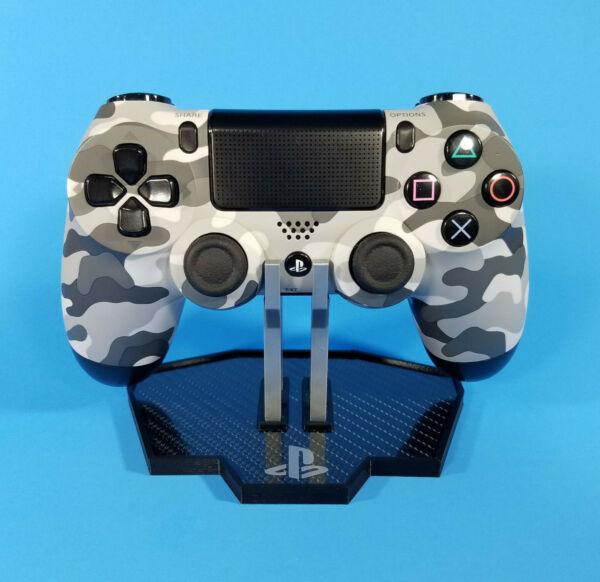 PS4 Controller Display Stand Custom 3D Printed PlayStation 4 Mount Dualshock 4 $13.85