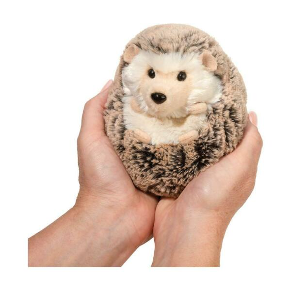 SPUNKY the Plush HEDGEHOG Stuffed Animal - by Douglas Cuddle Toys - #4101 $10.45