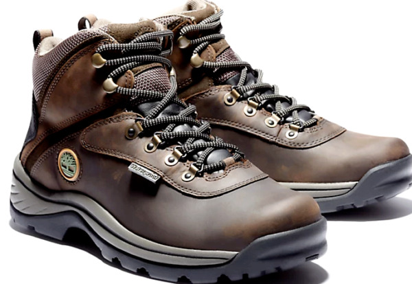 TIMBERLAND WHITE LEDGE MID HIKING BOOTS 141762 MEN#x27;S WATERPROOF NEW SALE $199.99