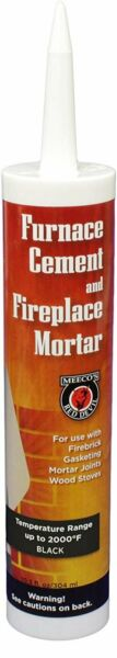 MEECO#x27;S RED DEVIL 120 Furnace Cement and Fireplace Mortar $10.76