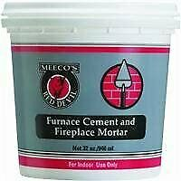 MEECO#x27;S RED DEVIL 1354 Furnace Cement and Fireplace Mortar $14.99