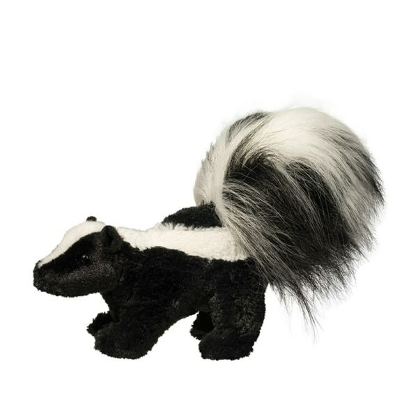 STRIPER the Plush SKUNK Stuffed Animal - by Douglas Cuddle Toys - #4117 $10.95