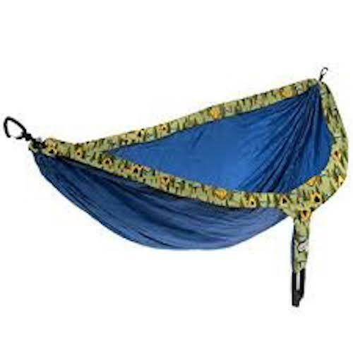 BRAND NEW Limited Edition Hammock ENO Doublenest Print Camp Side $60.00