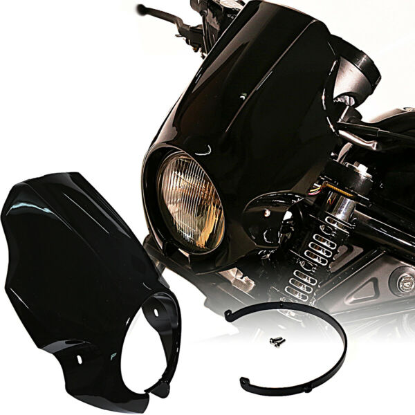 FRONT HEADLIGHT COVER WINDSHIELD GUARD FIT FOR HONDA REBEL CMX 300 500 2017 2019 $79.98