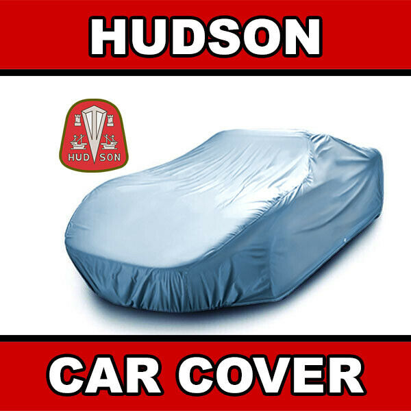 HUDSON [OUTDOOR] CAR COVER ✅ All-Weather ✅ Waterproof ✅ Full Body ✅ ✔CUSTOM✔FIT