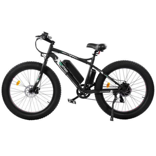 ECOTRIC 26quot; Fat Tire Wheel Snow Beach Mountain electric Bicycle 500W 26quot; moped $855.99