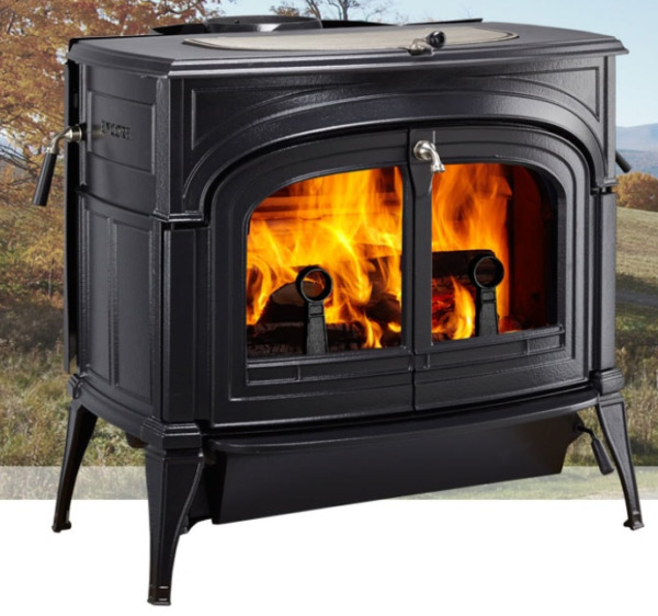 Vermont Castings Encore Twilight Transition Wood Burning Stove CLEARANCE SALE