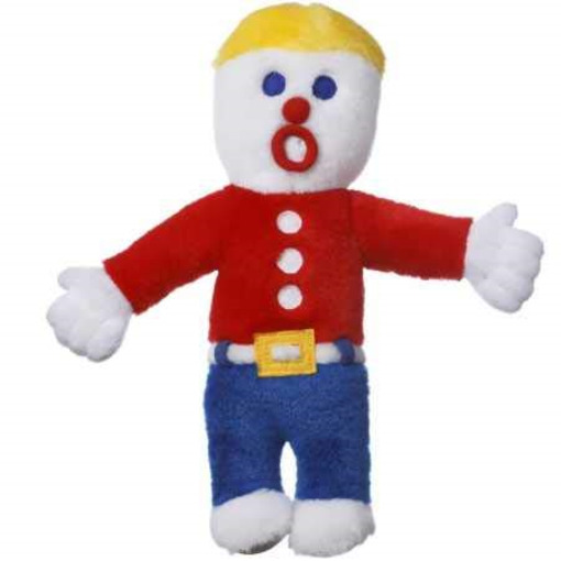 MULTIPET MR BILL 12 PLUSH YELLS