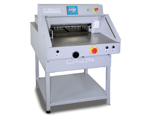 Formax Cut-True 29A Automatic Electric Guillotine Cutter FREE SHIPPING in USA