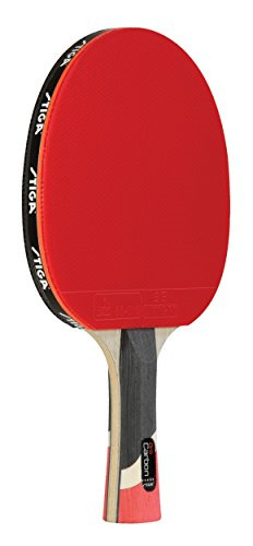 STIGA Pro Carbon Performance Level Table Tennis Racket with Carbon Technology $69.44