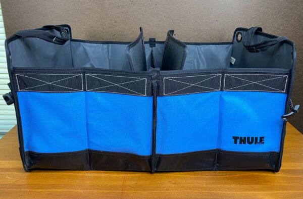 Thule Gear Box Bag Travel Trunk Car Sports Tub Suit Case 24 X 18 collapsible $74.00
