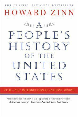 A People's History of the United States by Zinn Howard in Used - Like New
