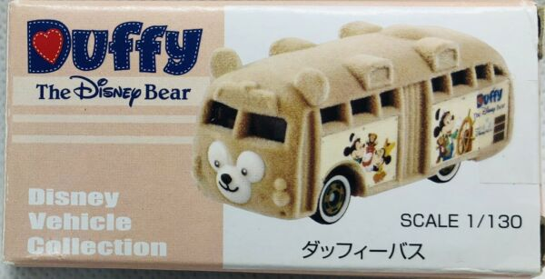 Takara Tomy Tomica Disney Vehicle Collection Duffy The Disney Bear 35 th 1 130