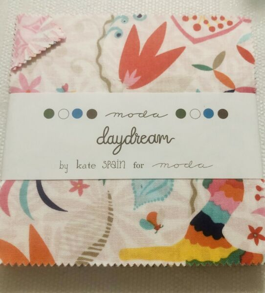 DAYDREAM Charm Pack by Moda Fabric 42 5quot; Squares