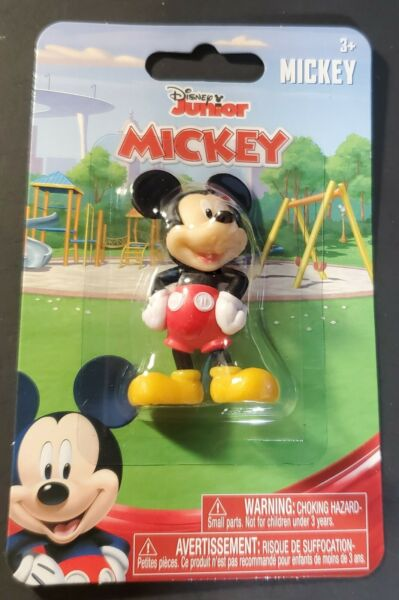 Disney Junior's Mickey Mouse Clubhouse Mickey Figure